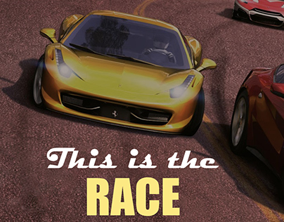 This is the race