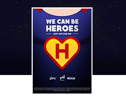 NRJ / We Can Be Heroes