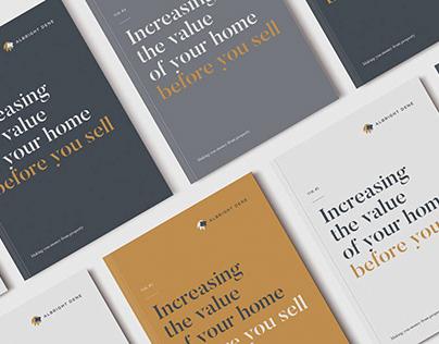 Brochure Set Design