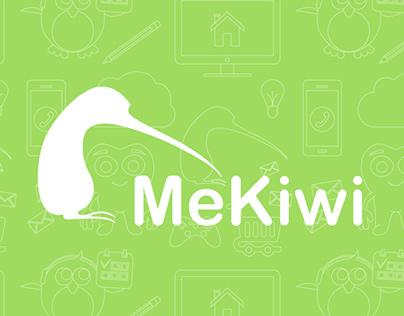 MeKiwi blog illustrations
