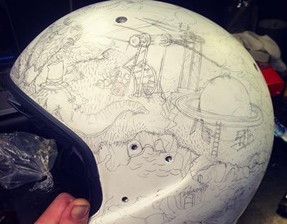 Helmet # 5
