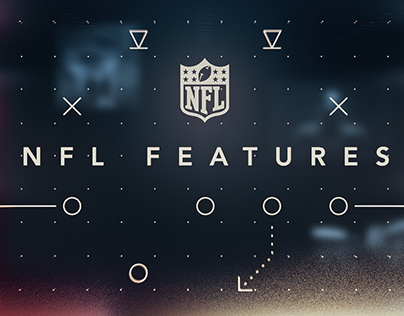NFL Features Styleframes