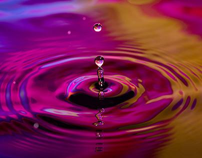 Water Drops 2020