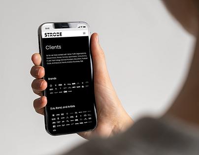 Strobe VR | Website