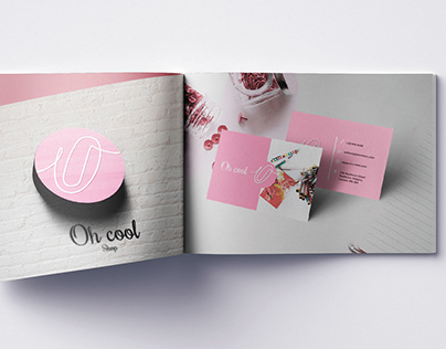 Brand Book of stationery shop