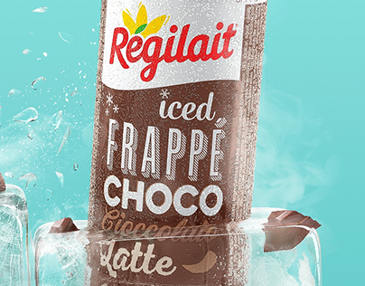 Regilait / Iced Frappé