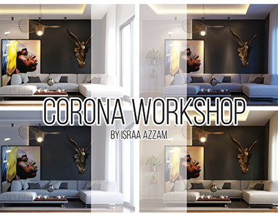 FREE CORONA INTERIOR WORKSHOP
