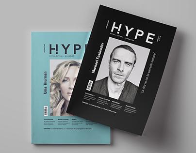Portada Revista HYPE