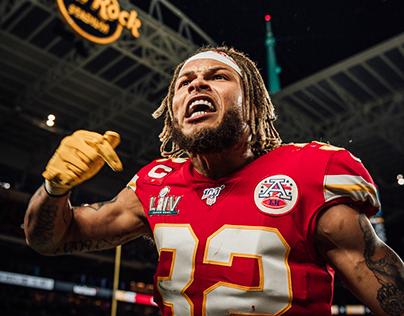 Super Bowl LIV Photography | KC Chiefs