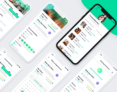 On Demand Service Booking App