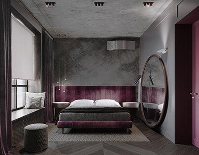 St. Petersburg private apartment, 2018
