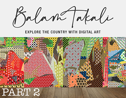 Balam Takali is a new concept in Digital Art - Part2