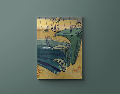 Underground Pool: UArts Literary Magazine