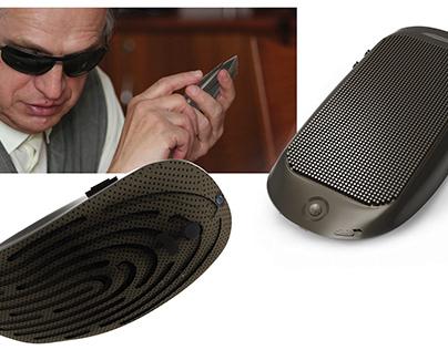 Blackberry Braille Phone (Okul Projesi)