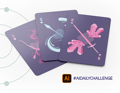 Chemistry Cards - AI Daily Challenge Day 6 - Dec 2019