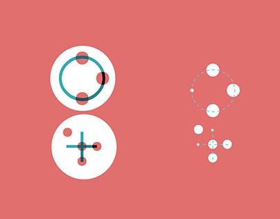 Braille | Logo design process