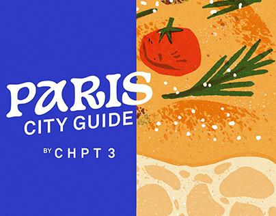 Paris City Guide by CHPT3