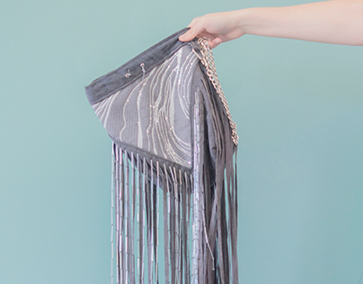 Disco Bucket Bag   Collaboration with Madison Heim