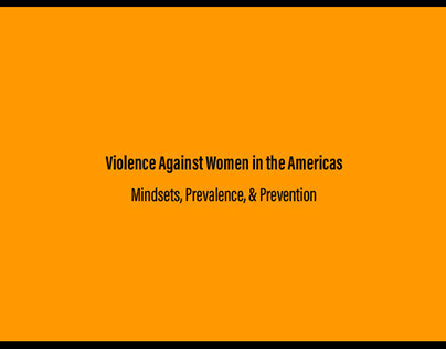 Violence Against Women in the Americas