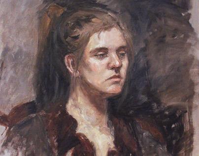 Portrait Painting 2016