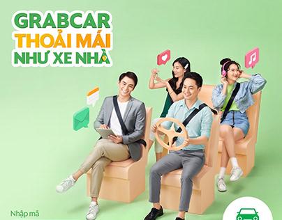 Grab Car New User Campaign