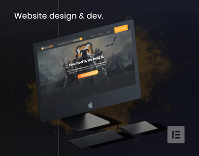 Nexusmods - Website Design & Development