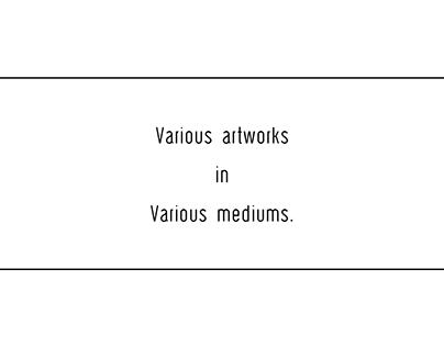 Various Drawings