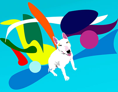 Ilustrated Dogs