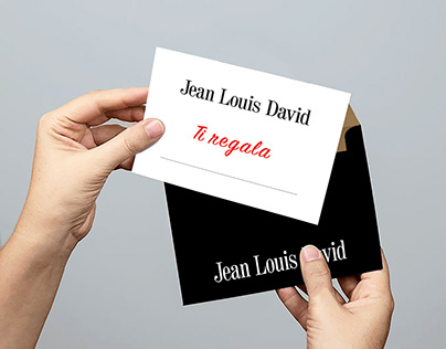 Jean Louis David Voucher