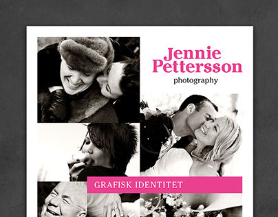 JENNIE PETTERSSON PHOTOGRAPHY –GRAPHIC ID