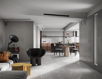 modern flat | visualization
