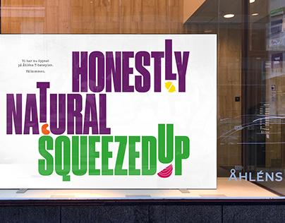 Honestly natural–SqueezedUp
