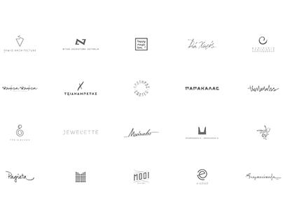 some logos 2014 - 16