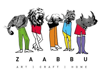 Logo for Zaabbu