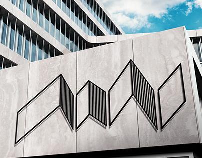 Identyfikacja wizualna-Instytut Architektury