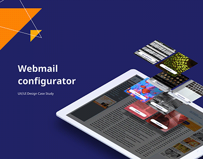 A new webmail interface configurator