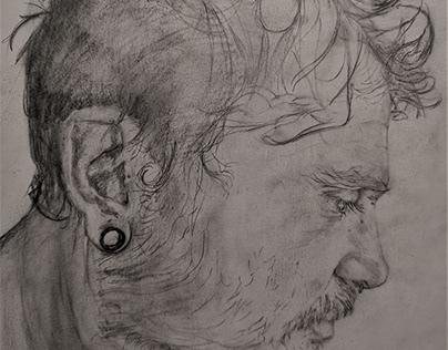 Portrait of D_Πορτραίτο του Δ.