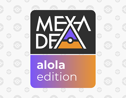 Art Pokedex MX. Alola Edition