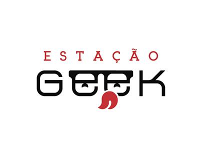Estação Geek - Marca