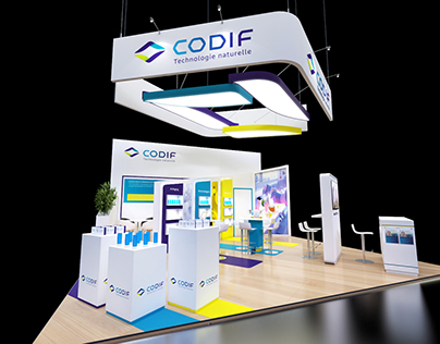 Codif - InCosmetics London 2017