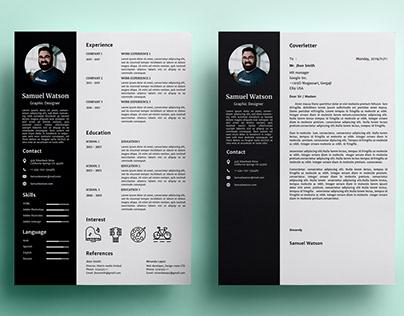 Professional Personal Resume/CV