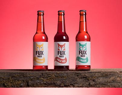 FUX Beer, Branding