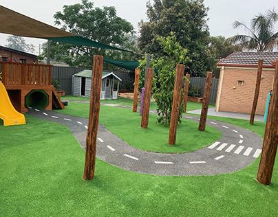 Bright Stars Montessori, Hebersham, NSW (Makeover)