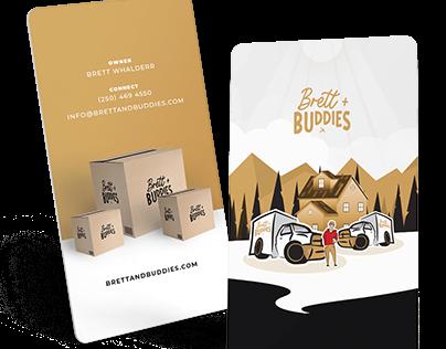 Brett+Buddies Brand