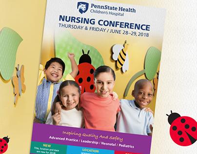 Penn State Health Children's Hospital Brochure