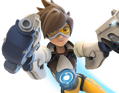 Tracer Overwatch Infinity... and beyond!