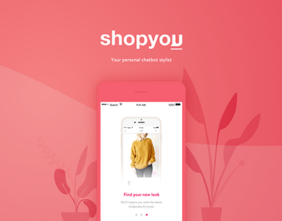 ShopYou – Personalised Mobile Shopping App