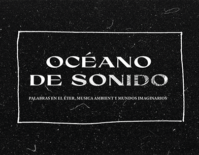 Océano de Sonido | Editorial