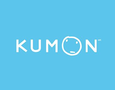 KUMON - Landing Page