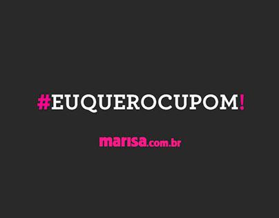 #EUQUEROCUPOM